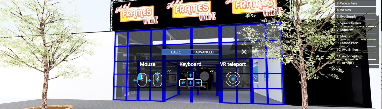 Virtuele beurs online
