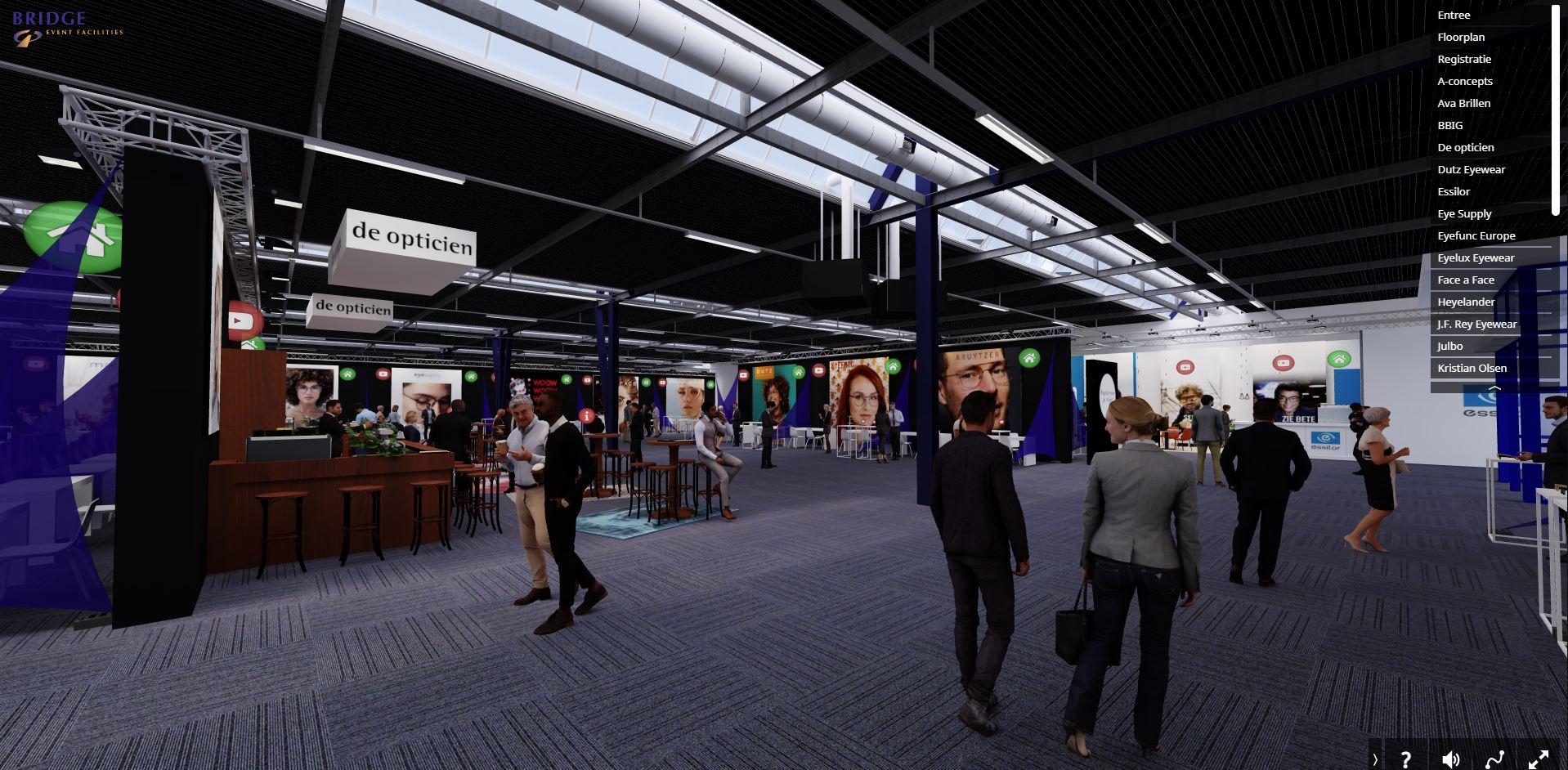 online virtuele expo
